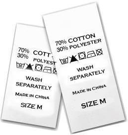 Textiletiketten