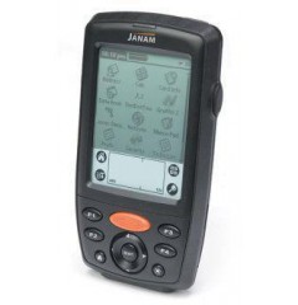 Janam XP20 Handheld
