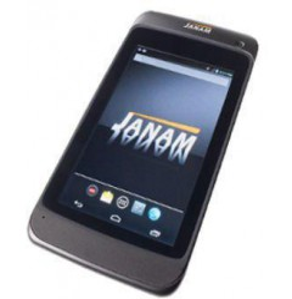 Janam XT1 Handheld