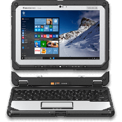 Panasonic Toughbook-20 Notebook