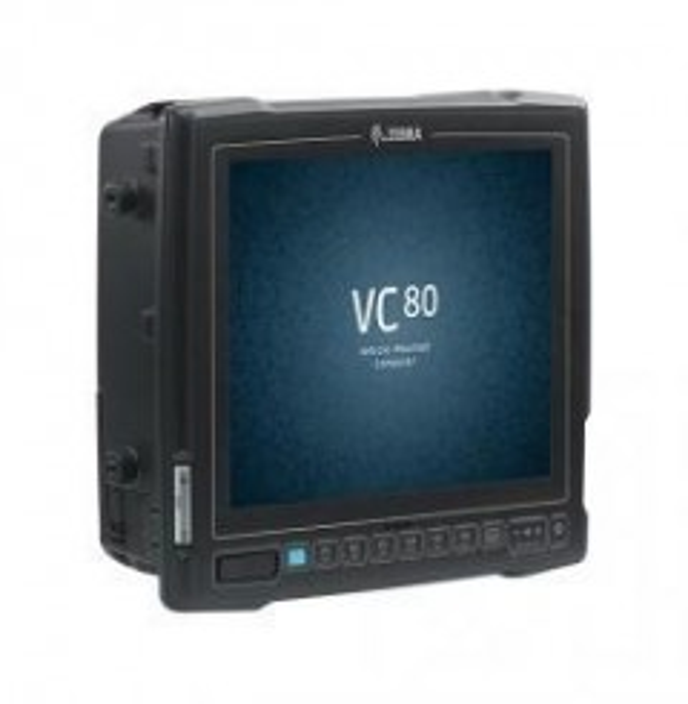 Zebra VC80 Mobile Datenerfassung